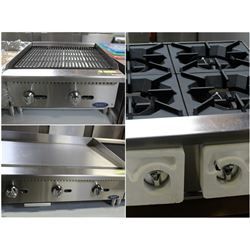 FEATURE - NEW COUNTERTOP RANGES AND GRILLS