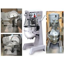FEATURE - NEW HEAVY DUTY MIXERS AND MEAT SLICERS