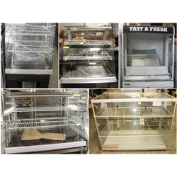 FEATURE - FLOOR AND COUNTERTOP DISPLAY CASES
