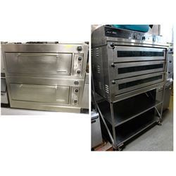 FEATURE - PIZZA OVENS