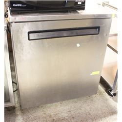 "DELFIELD 27"" UNDER COUNTER COOLER/ TESTED WORKING"