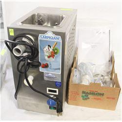 CARPIGIANI MINIWIPPER KW50 - FOR ICECREAM &