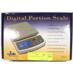 20LB DIGITAL PORTION SCALE