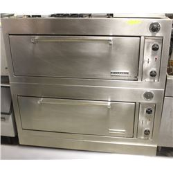 GARLAND DOUBLE COMMERCIAL ELECTRIC OVEN