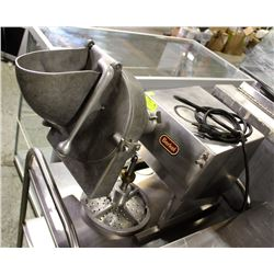 BERKEL ATTACHMENT DRIVE WITH BOTH SHREDDER AND
