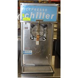WILCH SLUSH - ICE CAPPUCCINO COUNTER TOP FREEZER