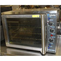 BLUE SEAL CONVECTION OVEN, TURBO FAN WITH STEAM