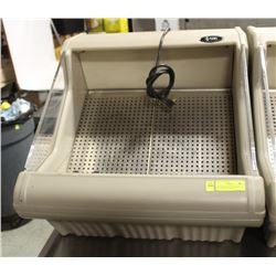 QBD REFRIGERATED GRAB AND GO COUNTER TOP COOLER