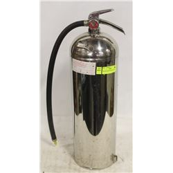 WATER EXTINGUISHER 20 POUND.