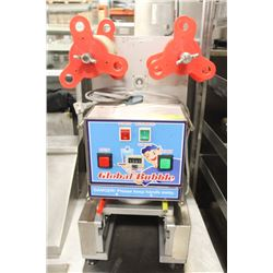 GLOBAL BUBBLE TEA SEALER 110V