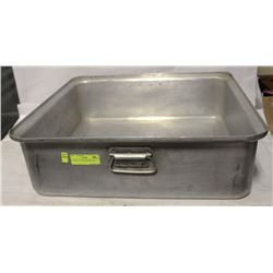 "LARGE 22"" X 20"" ROASTING PAN"