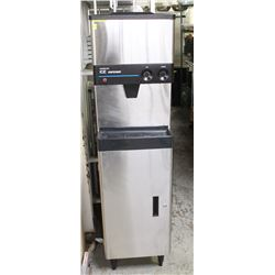 HOSHIZAKI ICE MAKER AND DISPENSER WITH STAND