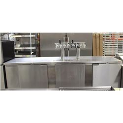 8 TAP GROWLER BARS MODEL MOD-94S 115V 60HZ