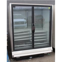 LARGE 2 DOOR FREEZER