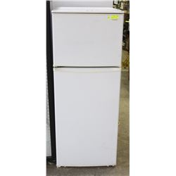 DANBY SINGLE DOOR FRIDGE MODEL DFF114W
