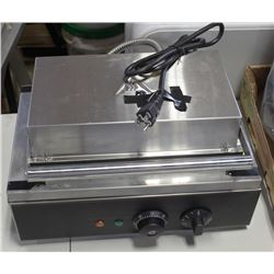 NEW STAINLESS STEEL COMMERCIAL CORN DOG MAKER