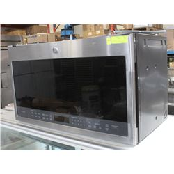 GENERAL ELECTRIC OVER-THE-RANGE MICROWAVE