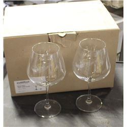 PUDDIFOOT 26OZ PINOT NOIR GLASSES -LOT OF 6