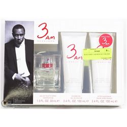 SEAN JOHN 3 AM BOX SET FOR HIM