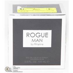 ROGUE MAN BY RIHANNA 3.4 FL OZ COLOGNE