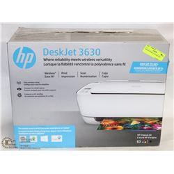 NEW HP DESKJET 3630 PRINTER