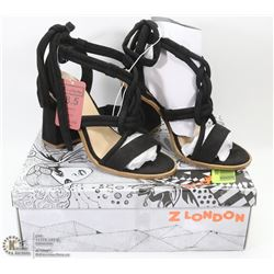 NEW LADIES Z LONDON HEELED SHOES SIZE 8.5