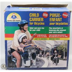 NEW FRONT MOUNT CHILD BIKE SEAT - FOR HANDLE