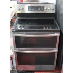 "30"" DOUBLE GENERAL ELECTRIC CONVECTION OVEN"