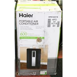 HAIER PORTABLE AIR CONDITIONER MODEL# HPFD14XCT-B