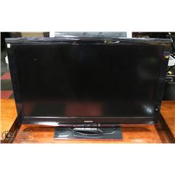 "SAMSUNG 46"" LCD TV WITH REMOTE"