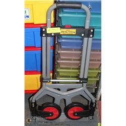 NEW PORTABLE DOLLY W/250LB CAPACITY. TOOLS &