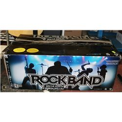 PLAYSTATION 3 ROCK BAND SET.