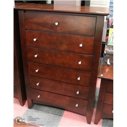 NEW 6 DRAWER CHEST OF DRAWERS