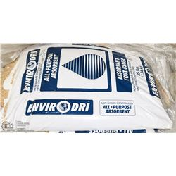 25 LB BAG OF ALL PURPOSE ABSORBANT
