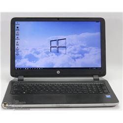 HP PAVILION 15 iNTEL i5 LAPTOP W/ BEATS AUDIO/6GB