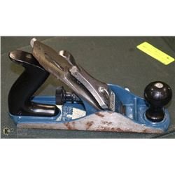 STANLEY HAND WOOD PLANER MADE IN ENGLAND