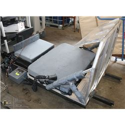 ROBOTIC LIFT SYSTEM WHEEL CHAIR LIFT FOR A VEHICLE
