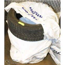 SET OF 4 -SIZE 205/55/R16  SNOW TIRES