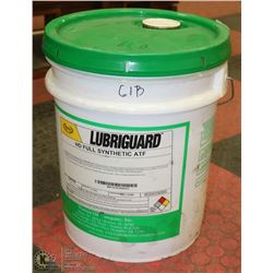 5 GAL. OF HEAVY DUTY FULL SYNTHETIC ATF LUBRIGUARD