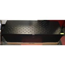 POWDER COATED CONSTRUCTION/PICK UP BOX . NEW