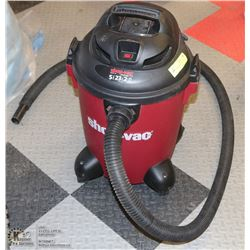 WET/DRY SHOP VAC 5 GAL/23 L