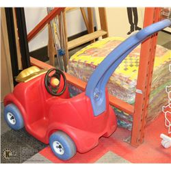 STEP 2 CHILDS PUSH CAR