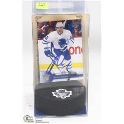 NAZEM KADRI GUARANTEED AUTHENTIC AUTOGRAPH CARD