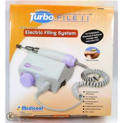 BRAND NEW MEDICOOLS TURBO FILE 2