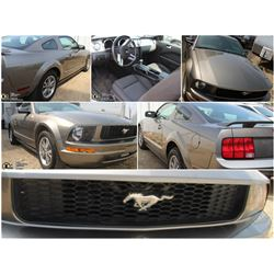 FEATURED 2005 FORD MUSTANG COUPE