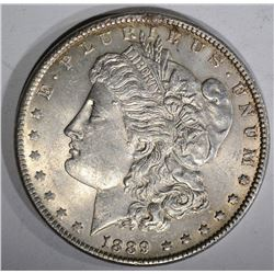 1889 MORGAN DOLLAR CHOICE BU