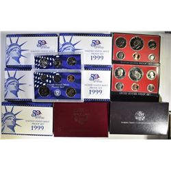 1989 CONGRESSIONAL 2 COIN PROOF SET
