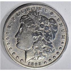 1893-O MORGAN DOLLAR  VG