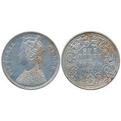 East India Company : Uniform Coinage : Victoria Queen