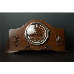 Early 20th Century,Forestvilles American Style Desk Clock,Made in Canada,Part of the Clock Movement